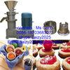 peanut butter machine / Fruit jam making machine / colloid mill machine