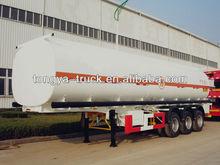 50000L diesel liquid tanker semi trailer for sale