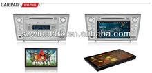 Android4.0.4 Car tablet with 3G/WIFI,DV Camera,Radio, TV, iPOD, Disk,SD,USB, etc for Toyota CAMRY DM7851C
