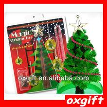 OXGIFT DIY Novelty Toys Magic Christmas Tree