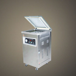 DZ-500 Nitrogen Filling Single Chamber Chicken Wings Vacuum Sealer