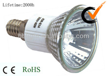 JDR Halogen Reflector Lamps 120v 50w measure up CE Certification