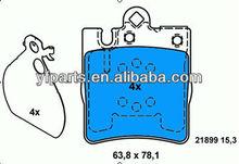 Brake Pad for benz W203 W210 OE NO. 003 420 28 20