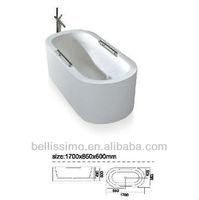 Bath products, Acrylic bathtub, Indoor tub China bathtub BS-6212