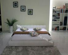 2012 modern bedroom soft king size bed F6168B
