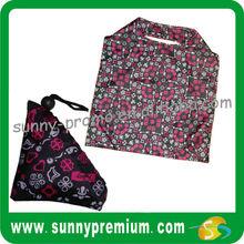 Custom Polyester Foldable Shopping Bag