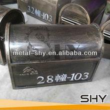 American Mailbox,Professional Cast aluminum mailbox Manufacturer