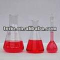 natural de color rojo rábano líquido