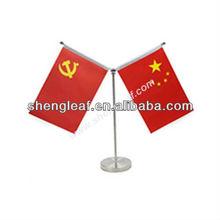 Custom car flag promotion flags national flags