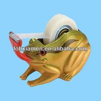 Frog Office Supply Decorative Tape Dispenser