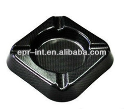 Carbon Fiber Custom Made Design Shape Size Ashtray