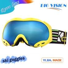 Winter sports new stylish snowboard snow ski goggles,cheap ski skiing goggle,snow snowboard goggles