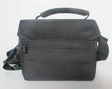 Practical black camera bag 2014