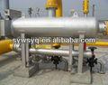 El filtro separador/asme de aceite y de gas filtro separador
