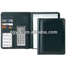 LA-573 Upmarket A4 Leather folder Organizer