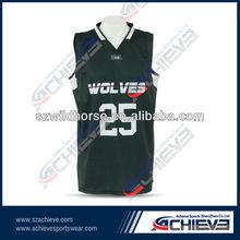 Fashionable men basketball wear