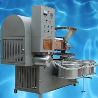 2012 hot selling Full automatic Spiral Rice Bran Oil Extraction Machine for sale