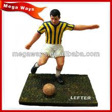 Realistic resin custom sport figure