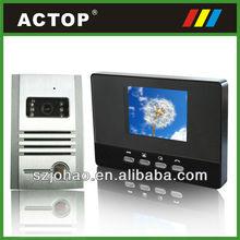 2012 Intelligent video Doorphone system