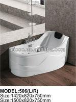 Aqua massage bathtub C506