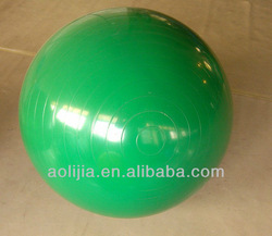 Good Quality PVC Soft Gym Ball Promotion (CE Certificate )