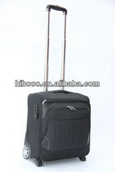 Black Classial Laptop trolley bag
