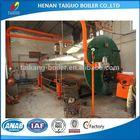 Oil / gas fired steam boiler, Riello or Baltur burner