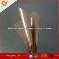 0.1mm de oro placa de mica flexible