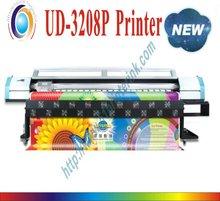 3.2m solvent printer 8 seiko printheads fast speed UD-3208P