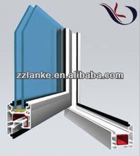 UPVC Tile and Turn Windows Profiles
