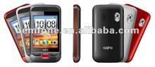 Dual sim touch screen mobile phone for India market