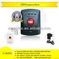 ayudar a personas mayores gsm de alarma de emergencia personal inalámbrica con la pulsera