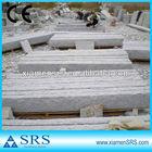 G603 China bianco crystal granite road kerb stone sizes