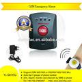 اللاسلكية زر الذعر في حالات الطوارئ استدعاء نظام/الساعةمكالمة النظامنبل للمعاقين والمسنين