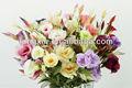 guangdong moda artesanal de flores artificiais decorativas