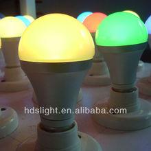 E26 B22 E14 GU10 electronic control gear for xenon light bulbs 4watt best selling remote control BULB