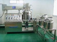 RHJ-D body lotion vacuum emulsifying mixer homogenizer
