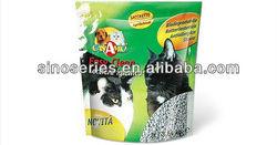 resealable cat food stand up bag