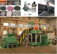 Hydraulic Waste Metal Block Machine/Copper Block Press Machine/Aluminum Block Briquette Machine