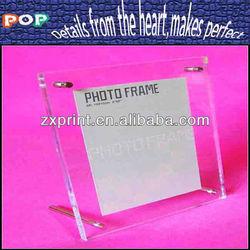 Wholesale Acrylic photo frames