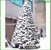 2013 artificial snow christmas tree