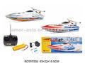 2013 caliente de la venta del canal 3 dirigible rc, barco del rc, modelo del rc barco yates