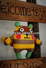 cute stuffed handmade sock toys