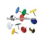 Vinyl coated thumb tack