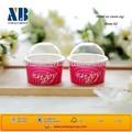 recipientes de helado