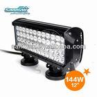 high quality 12000 Lumen lights for Truck,train,trailer,boat,motorcycle,SUV,ATV,UTV,4X4,offroad vehiclesSM6031-144