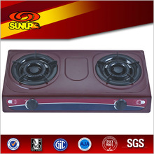 electric fire gas cooker (RD-GD012-3) cooktop