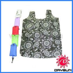 Nylon Foldable Shopping Bag & reusable shopping bag folding nylon bag