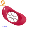 1 pc plastic + stainless steel apple cutter /furit slicer/ kitchen tool