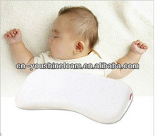 Molded memory foam baby pillow/Baby small pillow